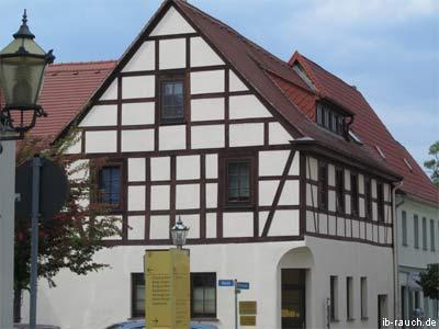 Saniertes Fachwerkhaus in Bad Düben