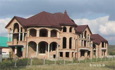 Familienhaus in Transkarpatien