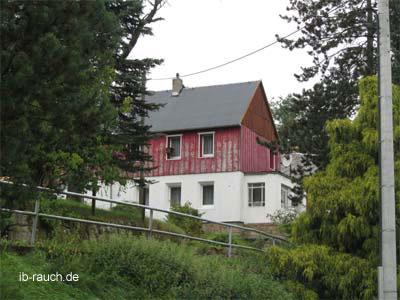 Wohnhaus in der Sächsischen Schweiz