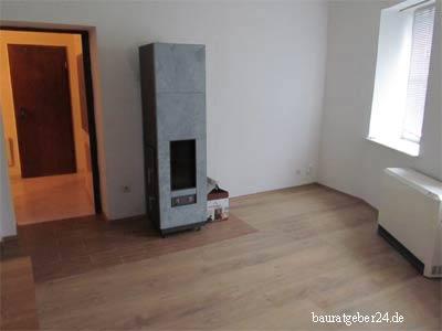 Moderner Kaminofen