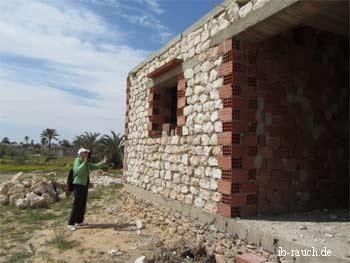 Steinhaus auf Djerba