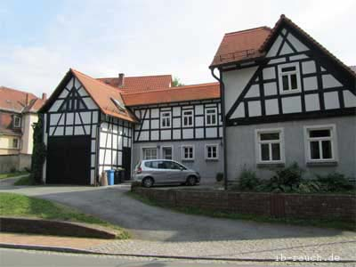 """B""""Bauernhaus"""