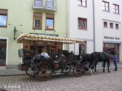 Pferdewagen in Deutschland