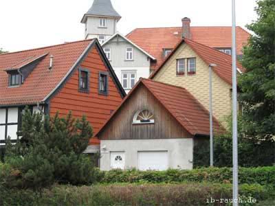 Fachwerkhaus in Wernigerode
