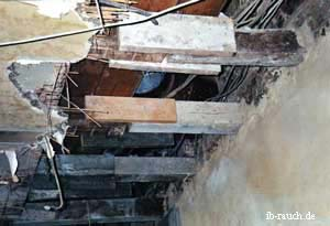 Holzdecke Sanieren historischen holzbalkendecken der aufbau und die sanierung