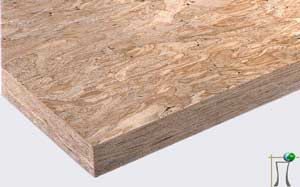 langspanholz timberstrand holzwerkstoffplatte die. Black Bedroom Furniture Sets. Home Design Ideas