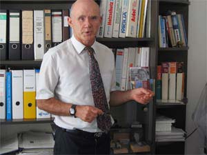 Peter Rauch Ph.D.